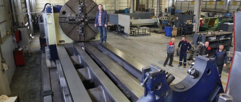 Kramatorsk CNC Lathe