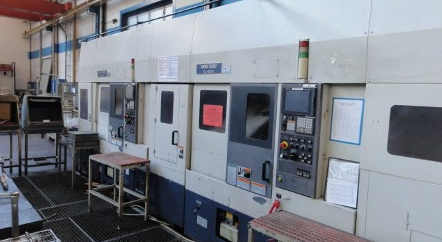 Mori Seiki CNC Lathe is available in our inventory and ready