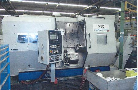 WFL CNC Turning Milling Center-SM34