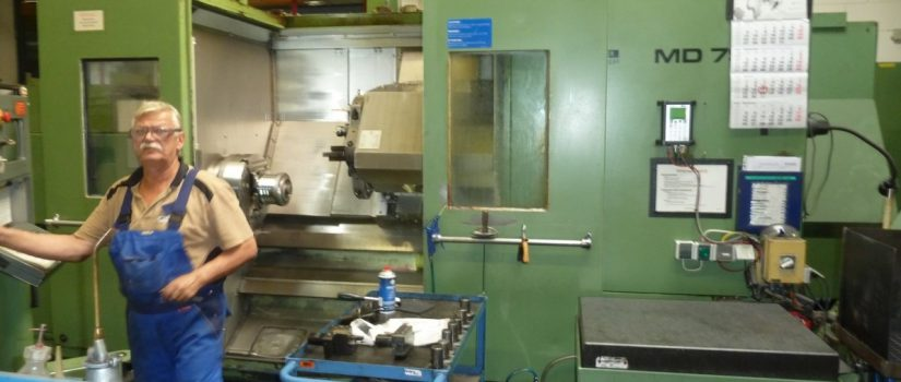Max Mueller CNC Turning Milling Center