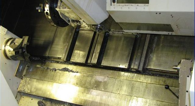 WFL CNC Turning Milling Center