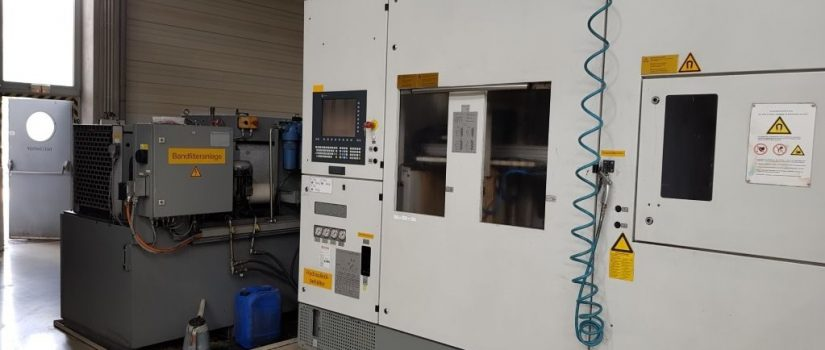 Gildemeister CNC Turning Milling Center