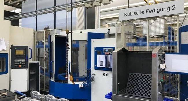 Heller Machine;Heller Horizontal Machining Center