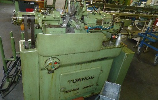 Tornos Swiss type automatic turning machines