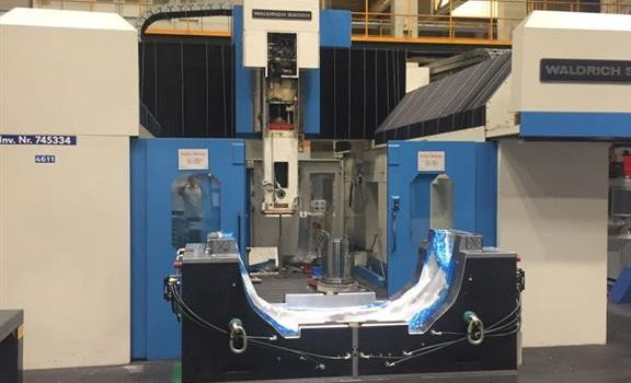Travelling Column Milling Machines, Waldrichsiegen used machining center