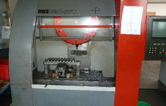 Emco Vertical Machining Center-SM16
