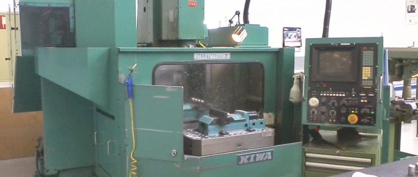 Kiwa Vertical Machining Center