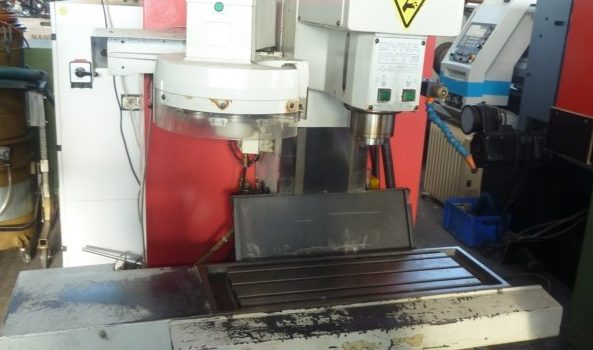Mitsubishi Vertical Machining Center-SM12