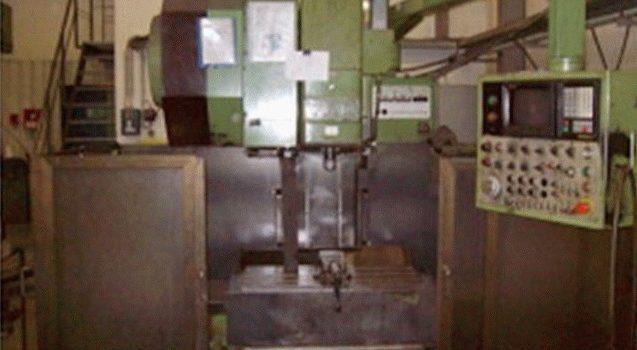 Yam Vertical Machining Center-SM20