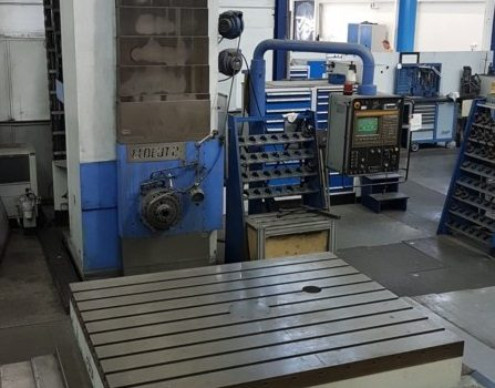 Scharmann Table Type Boring Milling Machine