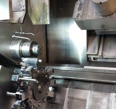 Gildemeister CNC Turning Milling Centers, CNC Lathe