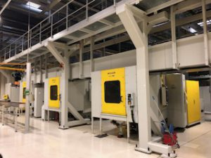Heller Horizontal Machining Center