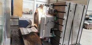 Sorulace Floor Type Milling Machine