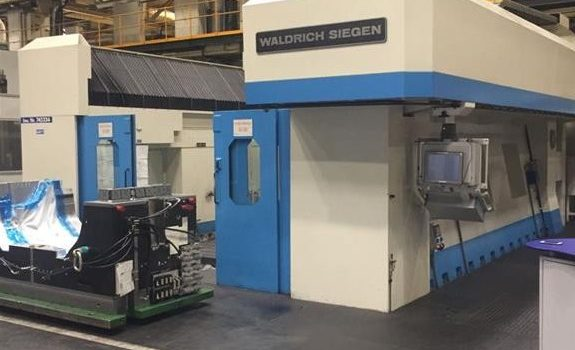 Waldrichsiegen Travelling Column Milling Machines, Used machining centers