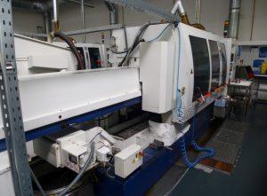 Swiss type Automatic Lathe