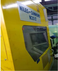 Niles-Simmons CNC Turning Center