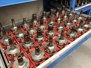 Halter tool holders