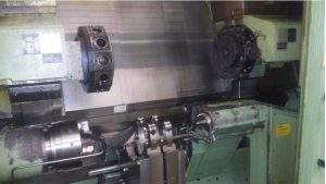 VDF-Boehringer CNC Turning Center