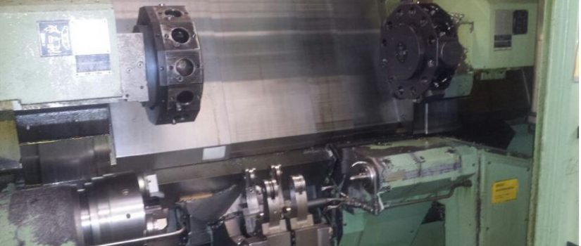 VDF-Boehringer CNC Turning Center