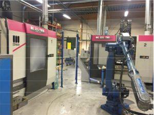 Stama Machining Center,vertical milling machine