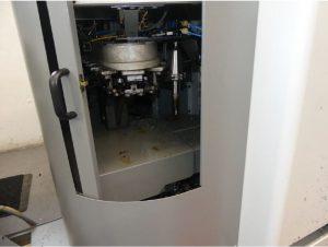 DMG machining center