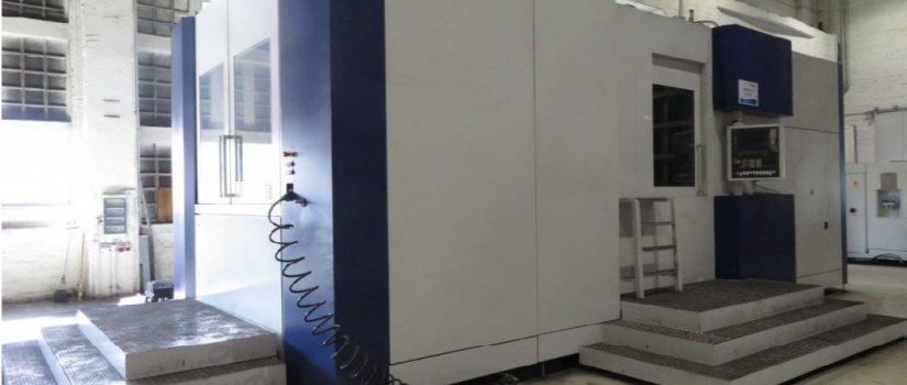 Schiess Machining Center
