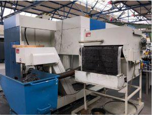 Huller - Hille Horizontal machining center