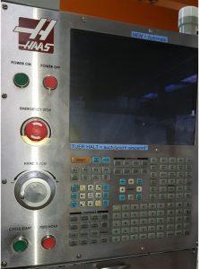 Haas VM-3HE Machining Center