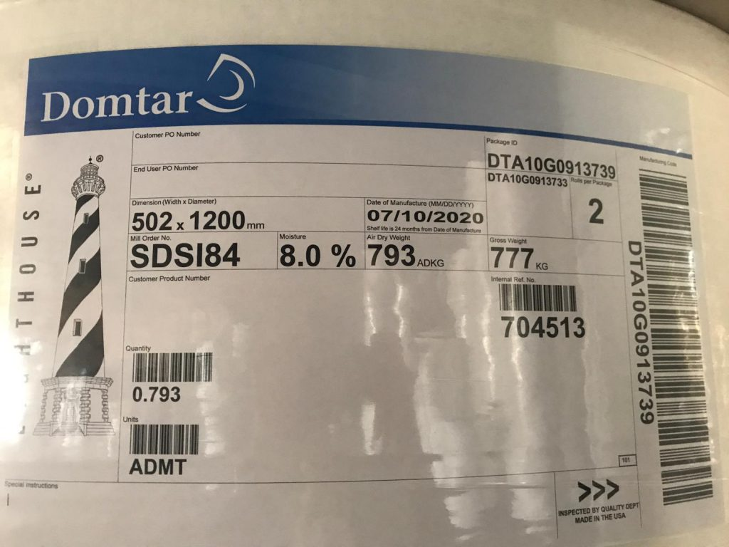 Domtar Cellulose